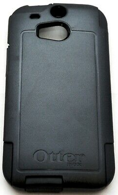 NEW Otterbox HTC One M8 Black Commuter Series Case Smart Phone Protection cover