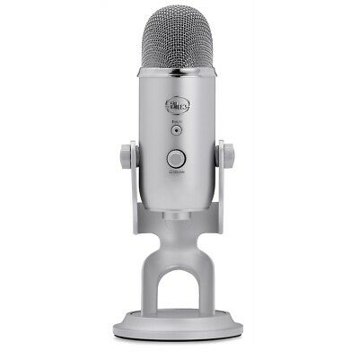 Blue Microphones Yeti Studio USB Condenser Microphone (software Included)