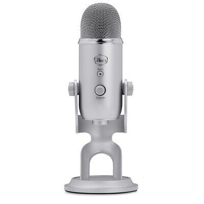 Blue Microphones Yeti USB Condenser Microphone for Mac & PC