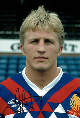 Denis BETTS Signed Great Britain Rugby League Autograph 12x8 Photo AFTAL COA