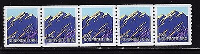 #2903 Mountain PNC5  PL#11111 - MNH