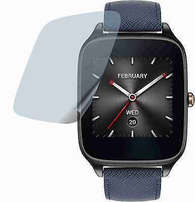 Asus Zenwatch 2 WI501Q (2x) CrystalClear LCD screen guard protector de pantalla