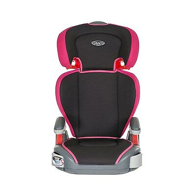Graco Junior Maxi Group 2/3 Car Seat Sport Pink Kids Booster Chair Brand New