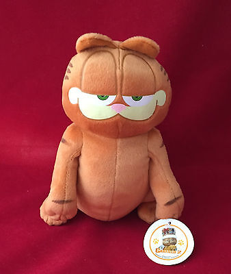 Garfield 2 Movie Plush Soft Toy - Gift - Cat Sitting