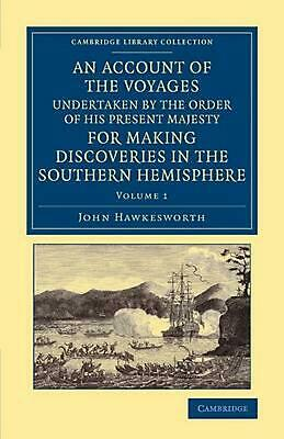 An Cambridge Library Collection - Maritime Exploration An Account of the Voyages