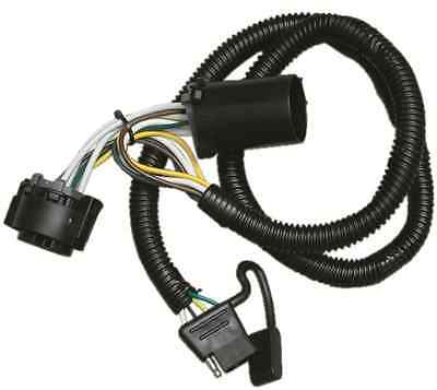 trailer hitch wiring kit for 09-13 toyota tacoma w/ factory tow package t