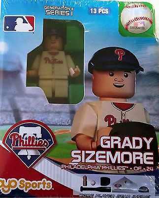Ben Revere MLB Philadelphia Phillies Oyo Mini Figure NEW G2