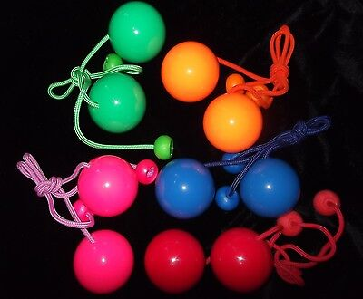 'Play' CONTACT Pendulum POI with PX3-esque knobs - Circus Juggling