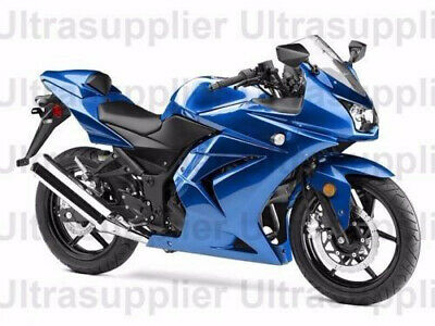 Blue Complete Injection Fairing for 2008-2012 Kawasaki Ninja 250R EX250