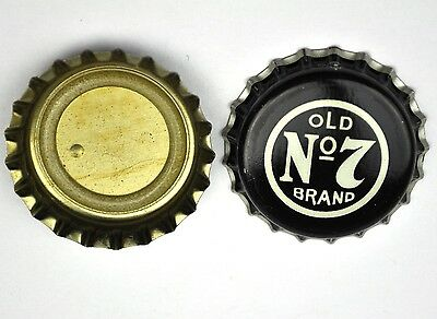 Vintage Old No 7 Beer Bier Kronkorken USA Soda Bottle Cap