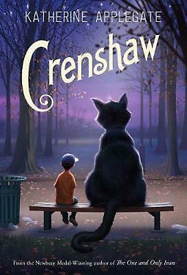 Crenshaw by Katherine Applegate (English) Hardcover Book Free Shipping!