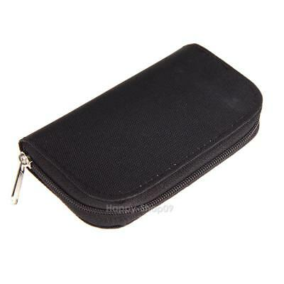 Memory Card Storage Box Carrying Case Holder Wallet for CF/SDHC/MS/DS 3DS Game