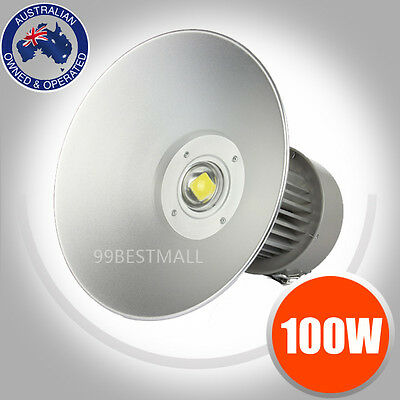Warehouse Industrial Factory Commercial LED 100W High Bay Lighting Light Lamp