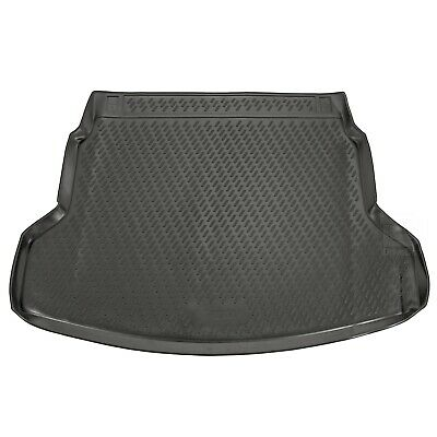 Honda CR-V 4th Gen 12-16 Rubber Boot Liner Fitted Black Floor Mat Protector Tray