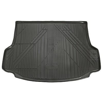 Toyota RAV4 Mk.4 15-16 Rubber Boot Liner Fitted Black Floor Mat Protector Tray