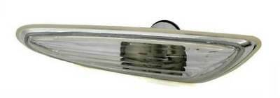 Bmw 3 Series E46 Saloon 2001-2005 Clear Side Repeater Drivers Side O/s