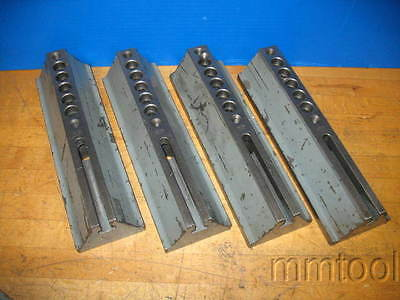 ~4~ Moore Jig Borer Jig Grinder Rotary Table Extension Parallels