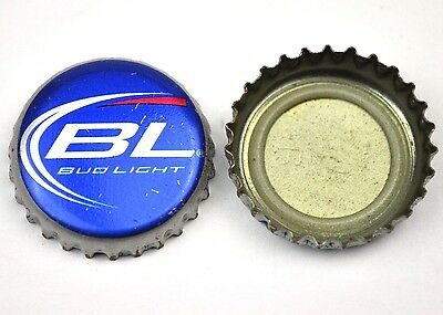Budweiser Bud Light Beer Bier Kronkorken USA Soda Bottle Cap