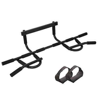 Iron Gym Xtreme Pull Up Push Up + Ab Straps Included NEW Sealed in Retail Box
