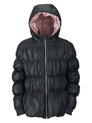 Freespirit Quilted Hooded Coat