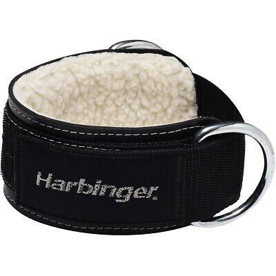 "Harbinger 3"" Heavy Duty Ankle Strap Cable Attachment"