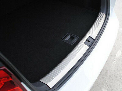 Loading Area Protector Boot Stainless Steel For Vw Golf Vii 7 # Mk028