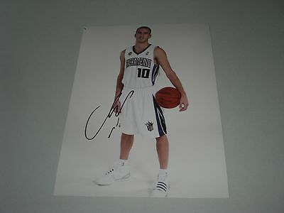Sergio Rodriguez  Basketball NBA signed signiert Autogramm 20x28 Foto in person