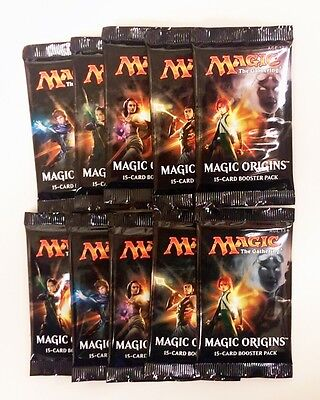 10x Origins Booster Pack englisch - Magic the Gathering