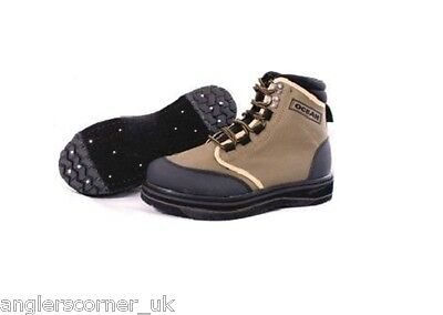 Ocean Wading Boots / For Breathable Waders / 60-83 Nylon/PVC