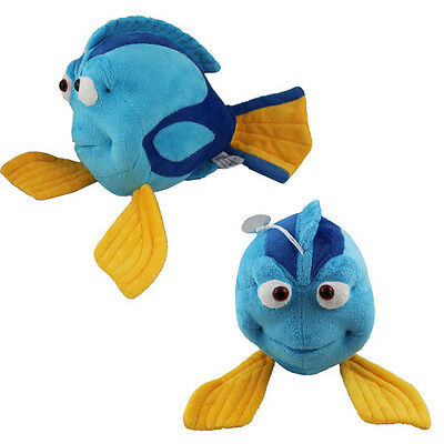 Cartoon Finding Nemo Dory 23cm Soft Plush Fish Doll Toy Blue