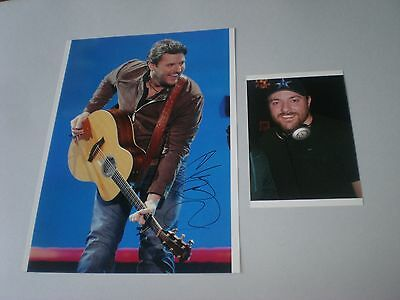 Chris Young Country signed signiert autograph Autogramm 20x28 Foto in person