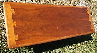 Vintage Lane Acclaim Dovetail Coffee Table Mid-Century Modern 1960's