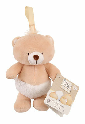 My First Forever Friends - Baby Attachable Jingler Bear - 1931 - New