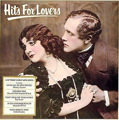 VARIOUS Hits For Lovers 1986 UK Vinyl  LP Record EXCELLENT CONDITION