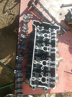 culasse complete 1000 r1 5vy yamaha cylinderhead