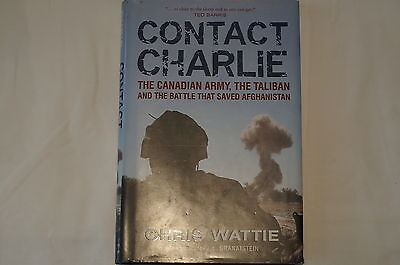 Afghanistan Canadian Contact Charlie Reference Book