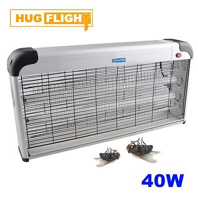 40W Electric Industrial Efficient UV Convenient Zapper Kitchen Fly Insect Killer