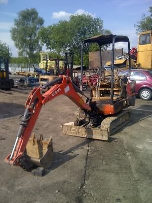 kubota rx 1.5 tonne 2011  front blade with rams