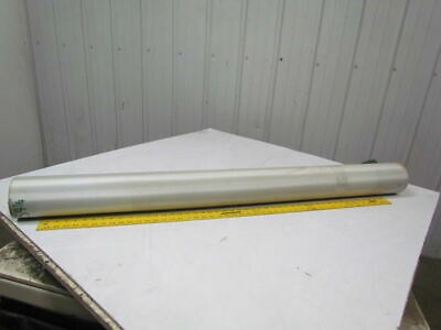 "2-Ply green PVC Rubber Smooth top Nylon Back Conveyor Belt 48""x54-1/4"""