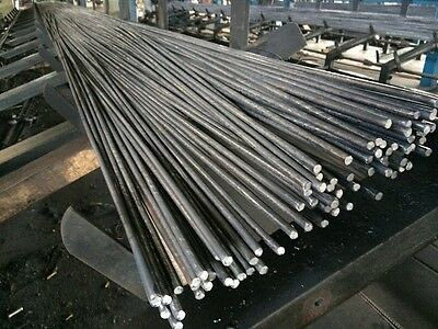 Metal Working Supplies Mild Steel Round Bar 6Mm 1Mtr Length