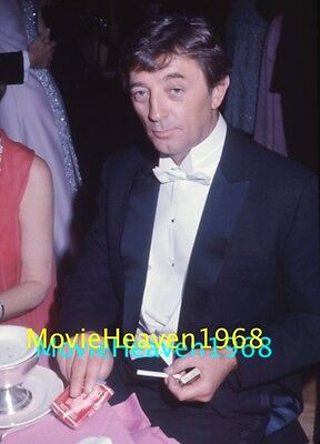 ROBERT MITCHUM  35mm SLIDE TRANSPARENCY 9581 PHOTO NEGATIVE