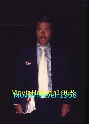 ROBERT WAGNER 35mm SLIDE TRANSPARENCY 9622 PHOTO NEGATIVE