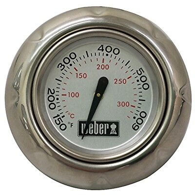 Weber Q Replacement Thermometer and Bezel Kit