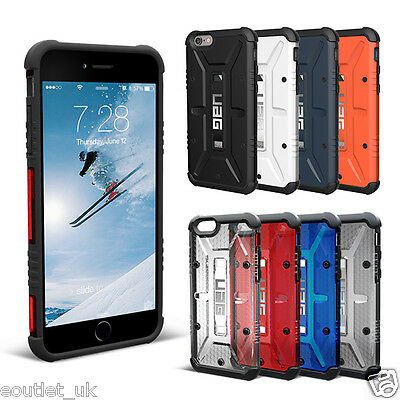 Urban Armor Gear (UAG) iPhone 6S and 6S Plus Military Spec Case
