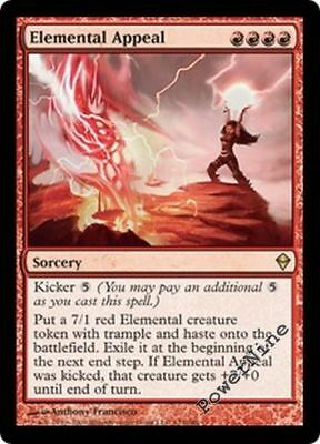 Tunneling Geopede X4 NM Battle for Zendikar MTG Magic Cards Red Uncommon