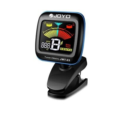 Artist JMT03 Clip-On Digital Chromatic Tuner and Metronome - New