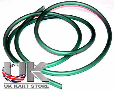 Silicone Fuel Pipe 2m x 6mm (I/D) UK KART STORE
