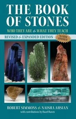 The Book of Stones by Robert Simmons Paperback Book (English)