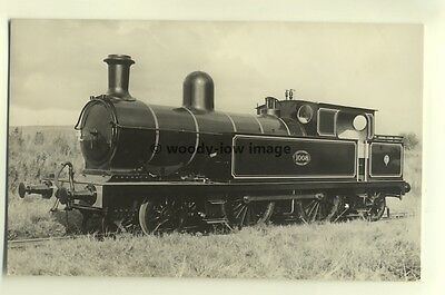 ry358 - Lancashire & Yorkshire Railway Engine no 1008 - postcard