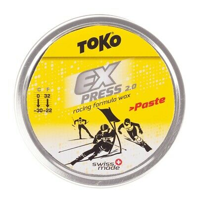 Original TOKO Express Racing Paste, Pastenwachs, 50 g, NEU !